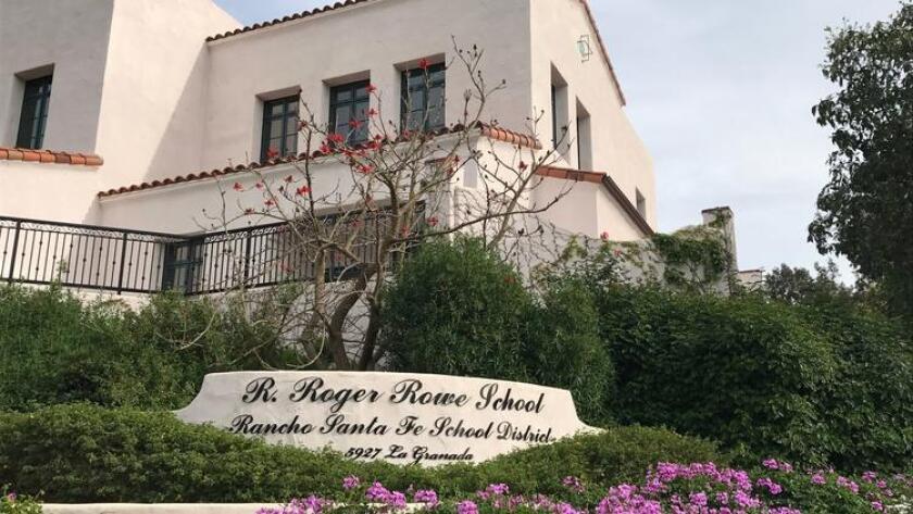 R. Roger Rowe School