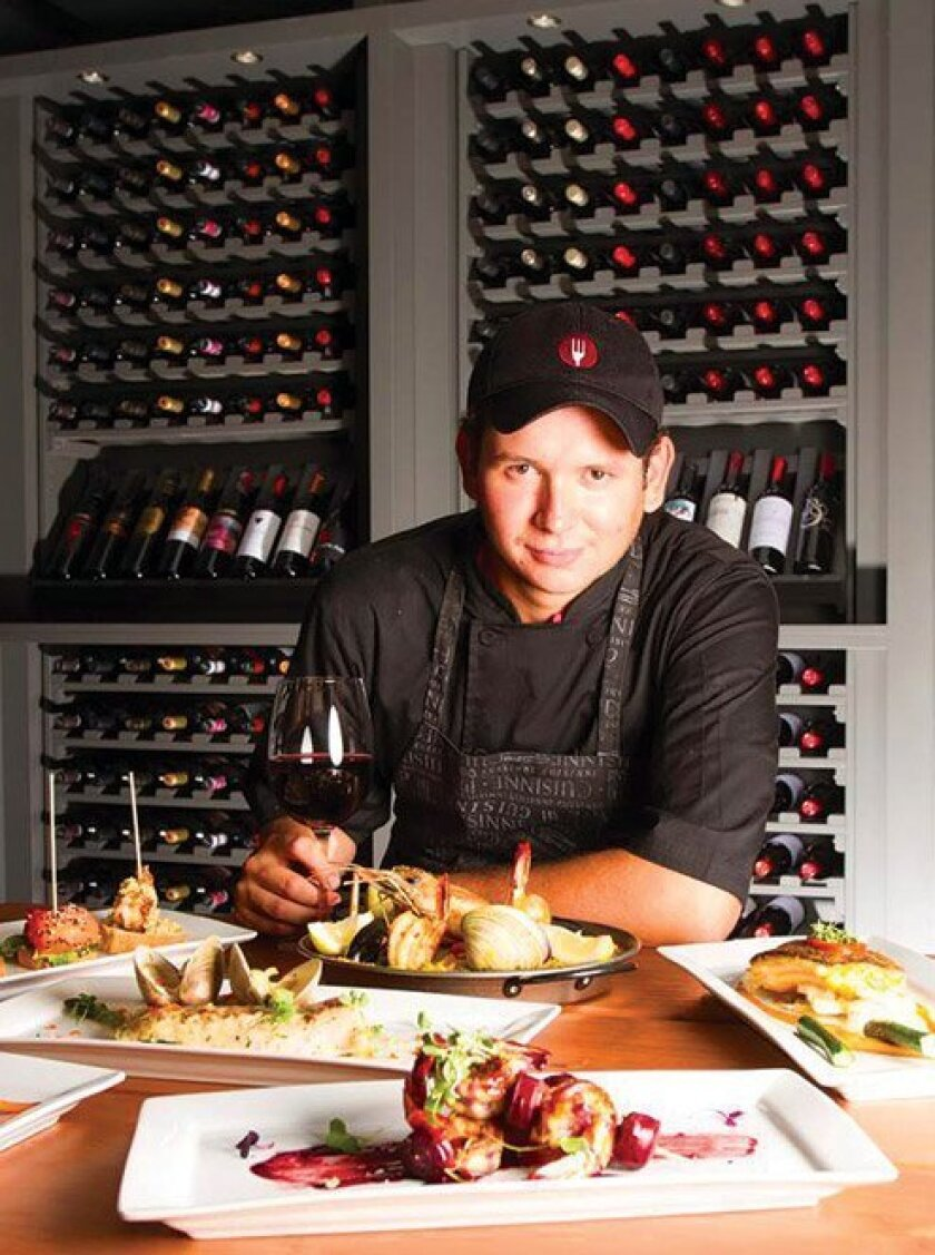 Restaurateur Juan Carlos Gomez of Iberico Spanish Bistro and Gin Club in La Jolla. Courtesy Photo