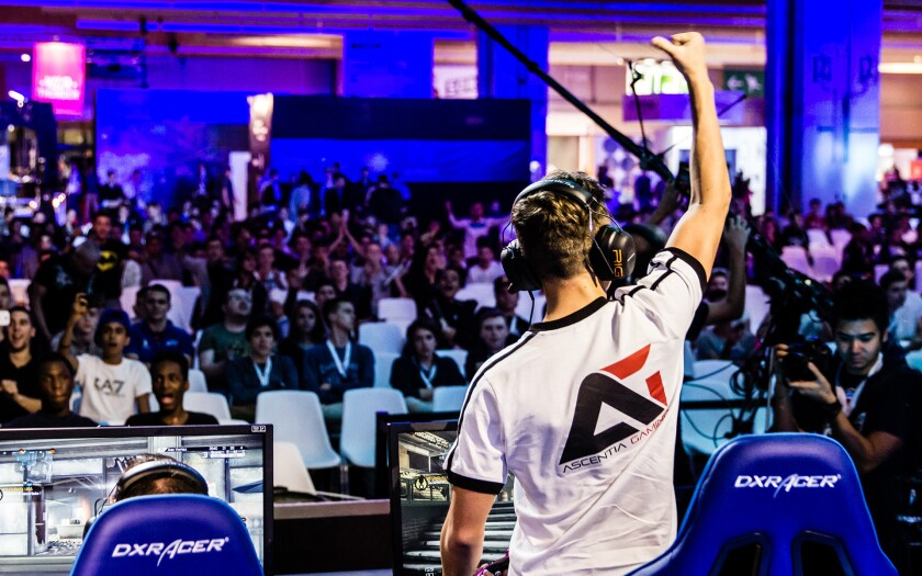 2014 Electronic Sports World Cup 'Call of Duty: Ghosts Finals'