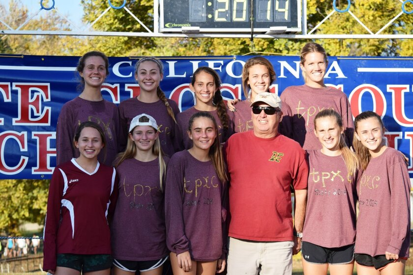 The Torrey Pines girls cross country team finished their very successful season Nov. 29 with a 17th-place finish in Division I of the CIF State Cross Country Championships in Fresno.