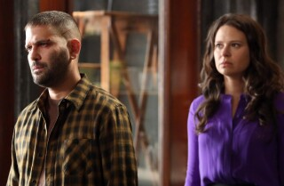 'Scandal': Quinn and Huck fight