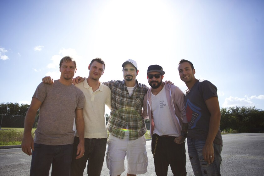 Scene from 'Backstreet Boys'