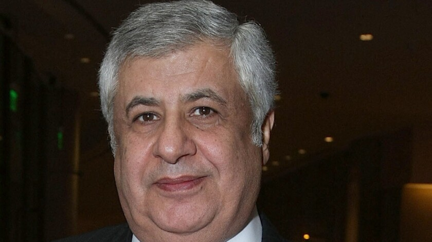 Gilbert Chagoury, a major donor to the Clinton Foundation, was denied entry to the U.S. last year by the State Department.