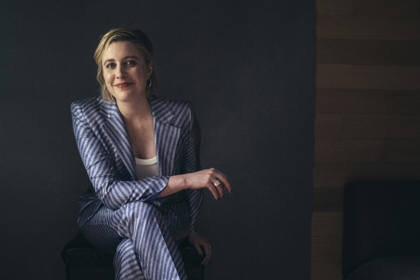 Greta Gerwig Portrait Session