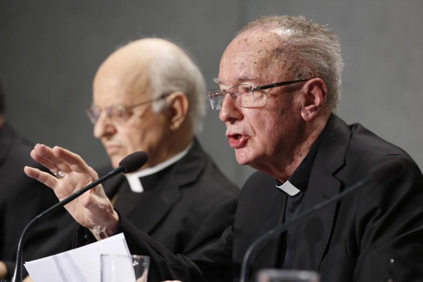 Vatican Amazon Synod