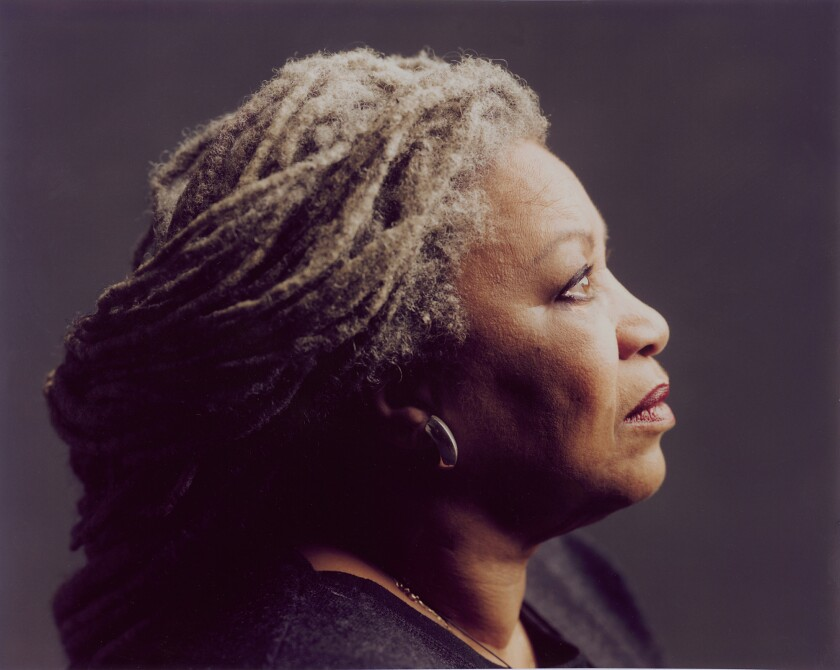 """Toni Morrison. Author of the book """"Home"""" by Toni Morrison. Published by Random House"""