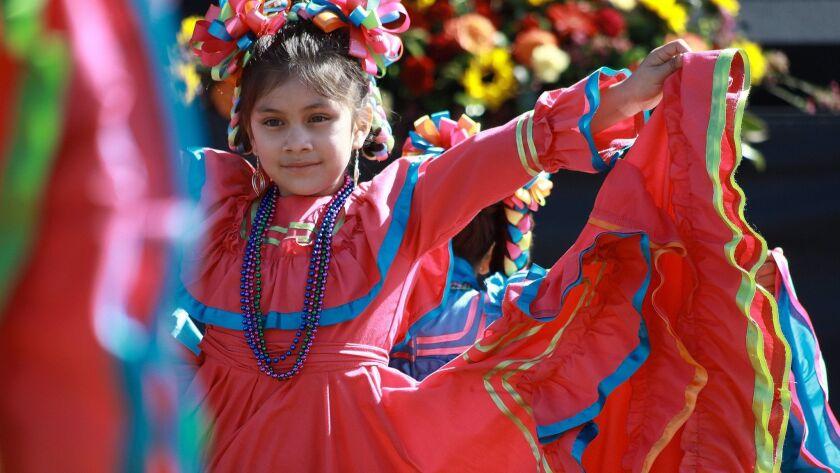 National City, CA, 3/15/14_Mariachi Festival Fatima Cabrales-Villanueva, 6, of the Children's Cultu
