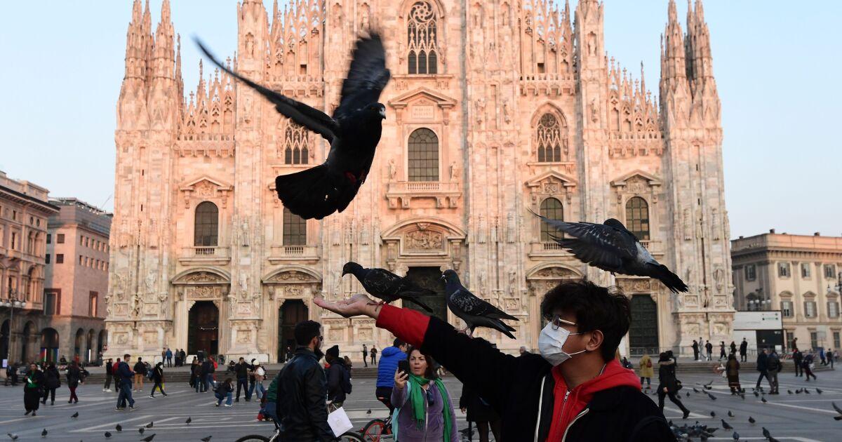 USCリコールからの留学生、韓国、イタリアでcoronavirus