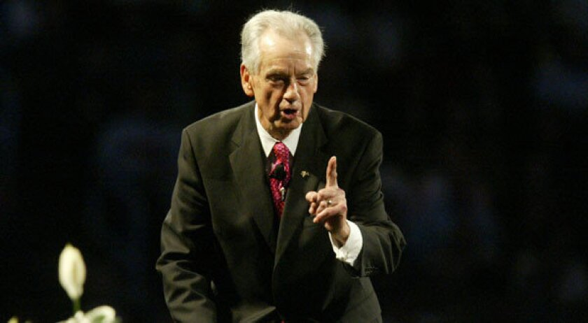 Zig Ziglar dies at 86; motivational speaker inspired millions