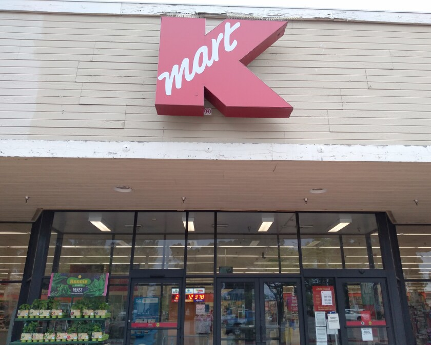 Kmart may close its Ramona store but company representatives could not be reached for details.