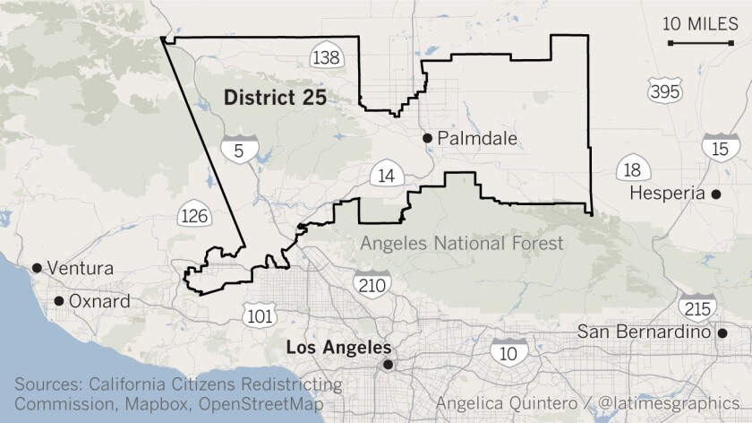 Could Democrats win an Antelope Valley congressional seat they ...
