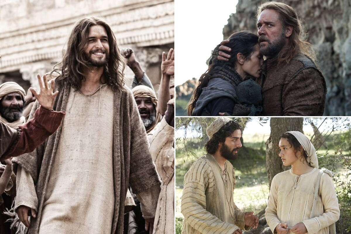 Religious movies at the box office