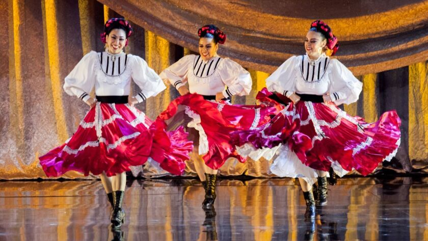 Pacifico Dance Company will be one of 22 groups performing at this year's 58th annual L.A. County Ho