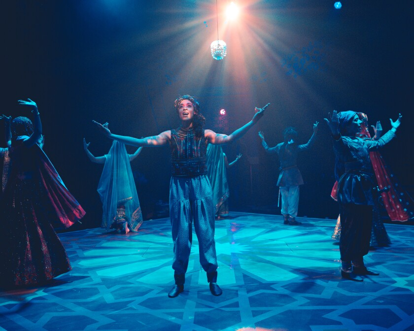 """""""House of Joy"""" at San Diego Repertory Theatre"""
