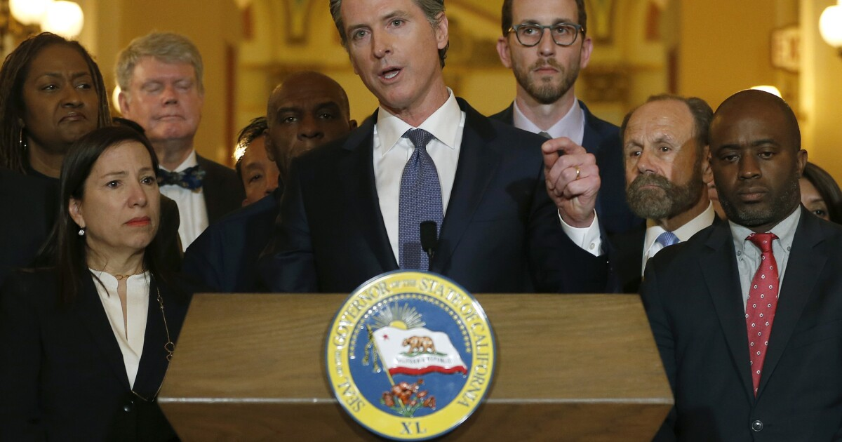 Readers React: California governor has not shown progress on homelessness