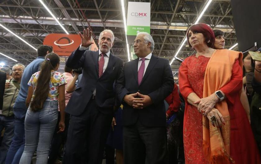 Portugal dice adiós a la FIL de Guadalajara y da paso a la India