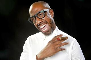 J.B. Smoove gets dreamy over 'I Dream of Jeannie'