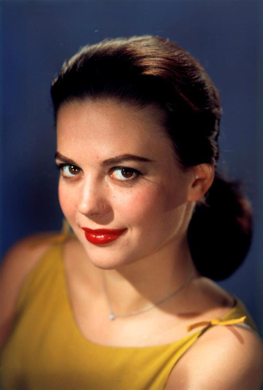 Imagen de archivo sin fechar de la actriz estadounidense Natalie Wood. EFE/Archivo