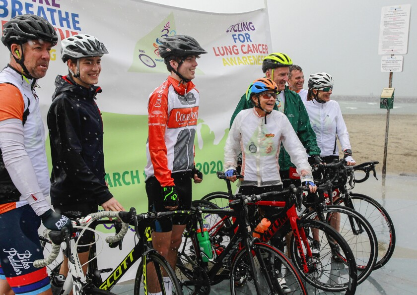 Cross Country Cancer Ride