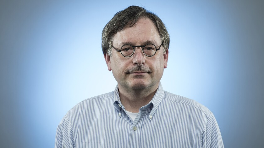 Daniel Gaines, a senior editor, returns to the Los Angeles Times on a part-time basis.