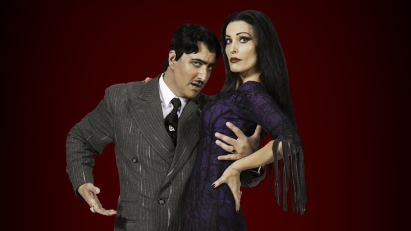 'The Addams Family'