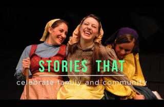 Lamb's Players Theatre 100 Hours of Stories