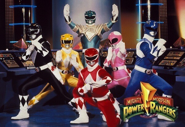 """The Power Rangers have had a long history, traversing time, galaxies and jungles -- as well as changes in cast and the ownership of the franchise. And yet, through it all, they seem to hold more or less the same basic pose. Here are the iterations of the colorful heroes from the first season to the 18th. Saban's """"Mighty Morphin Power Rangers,"""" above, kicked off as a kids' show about a group of teens given special morphing powers to battle an evil sorceress named Rita Repulsa. It premiered on Fox and rocketed to No.1 in the ratings virtually overnight."""