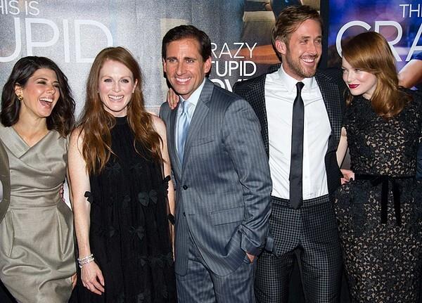 Crazy, Stupid, Love' premiere - Los Angeles Times