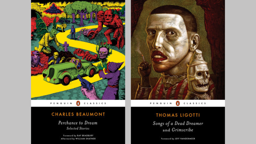 Creepy covers from Penguin Classics