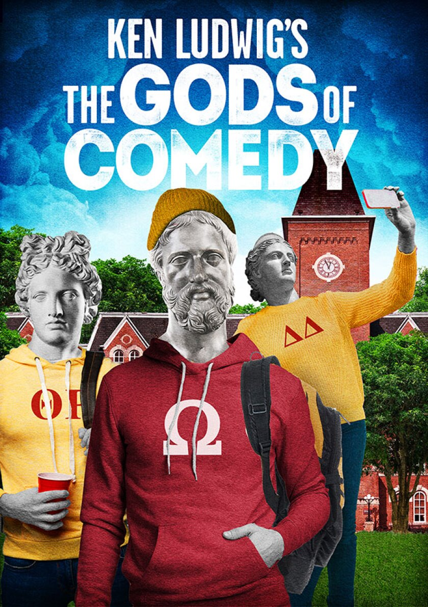 Ken Ludwig's The Gods of Comedy