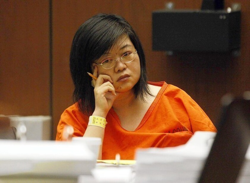 "Dr. Hsiu-Ying ""Lisa"" Tseng Tseng is charged with second-degree murder in the deaths of three men."