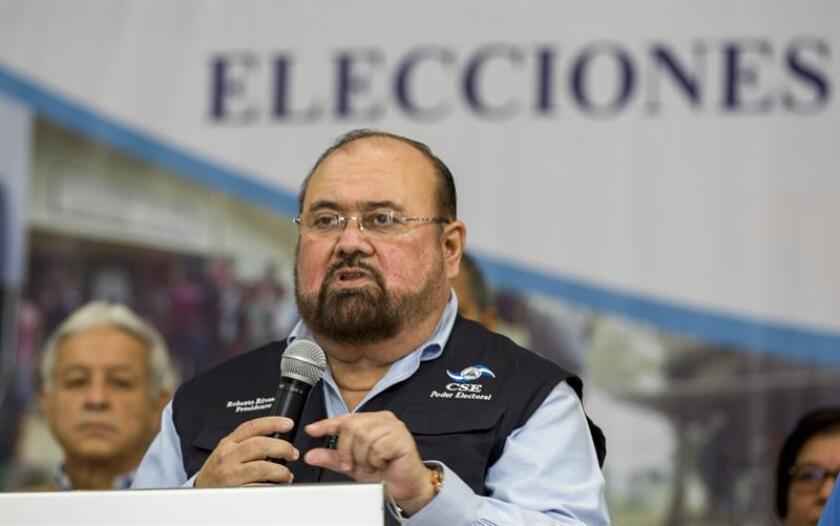 Pompeo prohíbe entrada en el país de exjefe de consejo electoral de Nicaragua