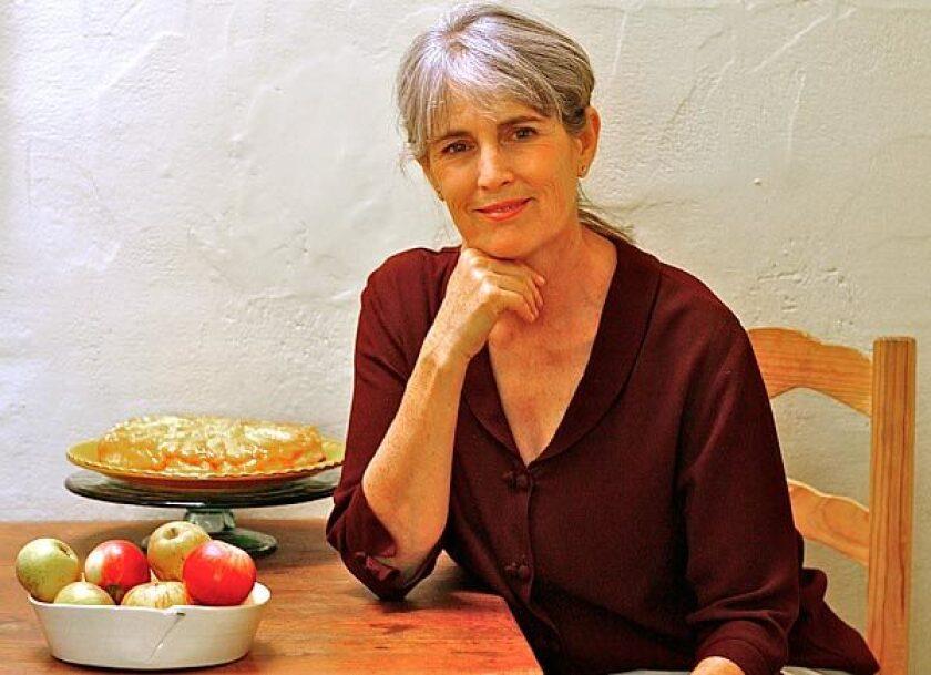 Veteran writer Deborah Madison.