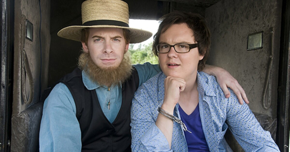 Sex Drive Gets Raunchy In Amish Country Los Angeles Times