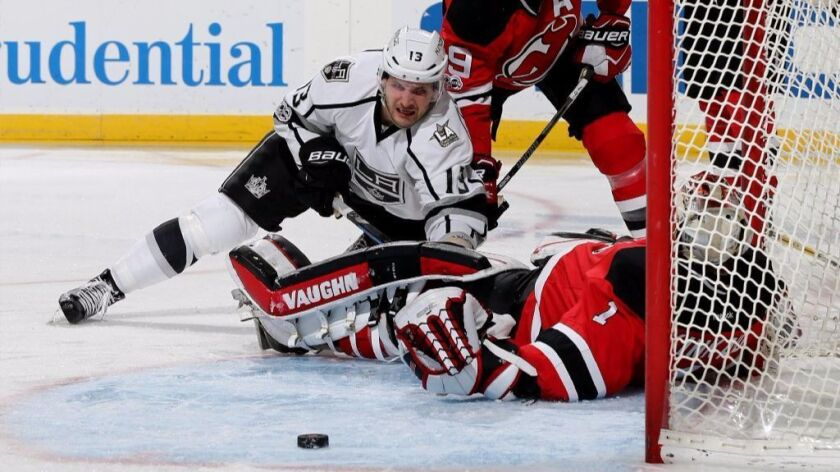 What we learned from the Kings' 3-1 win over the Devils