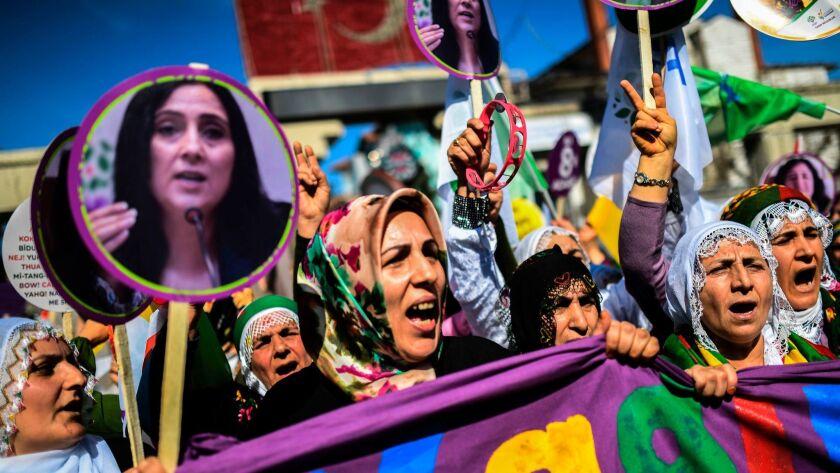 Women's demonstration