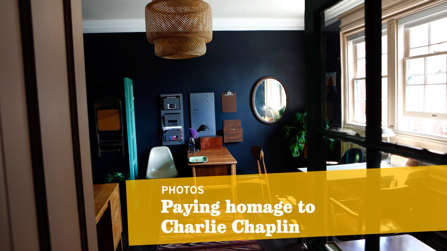 Charlie's, where Australian filmmakers can work in Hollywood