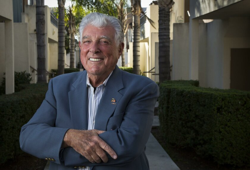 Bob Baker, founder of the Bob Baker Auto Group, is especially  interested in helping veterans reintegrate into society.
