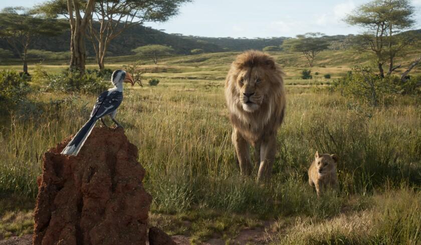 Image result for lion king live action cgi