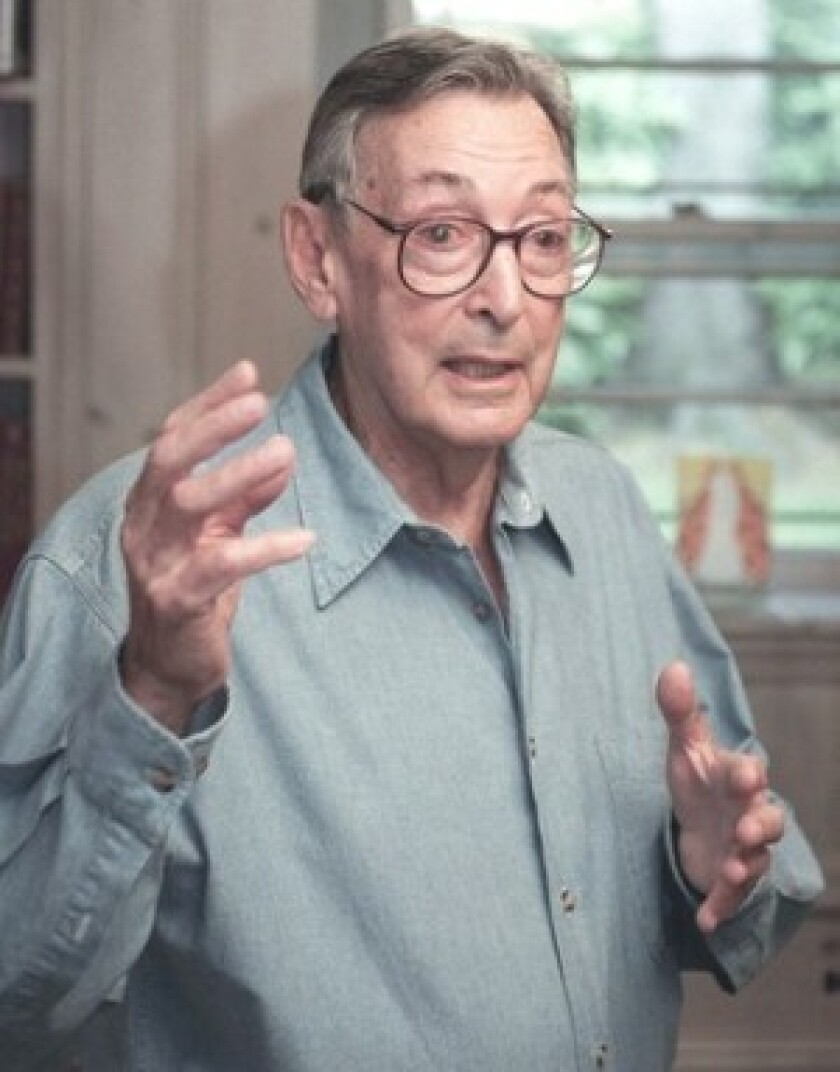 Robert Furchgott and two other American scientists shared the 1998 Nobel Prize for Physiology or Medicine for work involving the function of nitric oxide in the body.