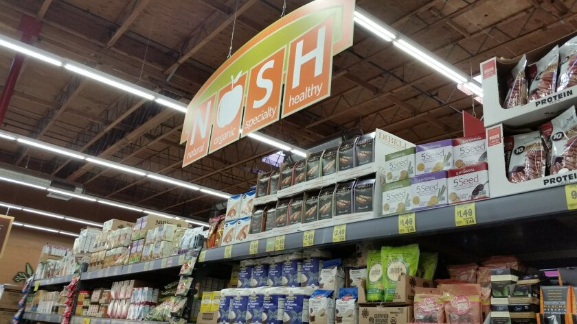 Grocery Outlet Bargain Market said this week it plans to expand its natural, organic, specialty and healthy, or NOSH, food offerings.