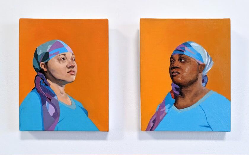 Ja'Rie Gray at Craig Krull Gallery