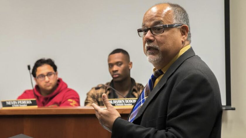 Investigation found that James Sandoval, a former UC Riverside vice chancellor for student affairs, sexually harassed two women.
