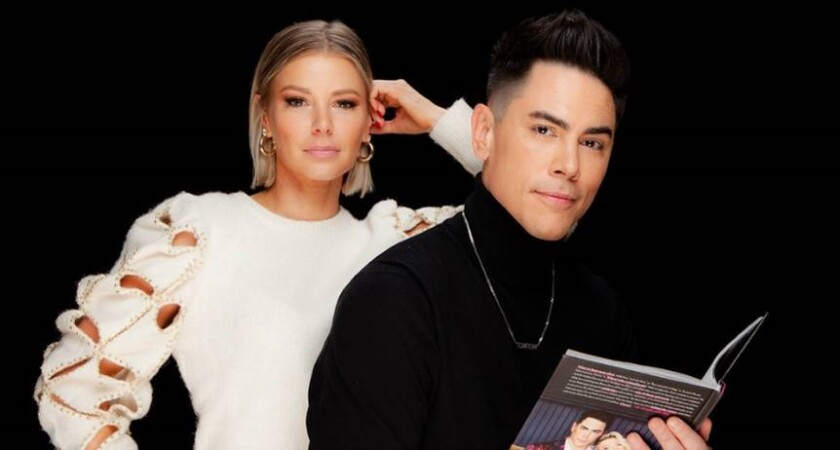 Tom Sandoval and Ariana Madix of Vanderpump Rules