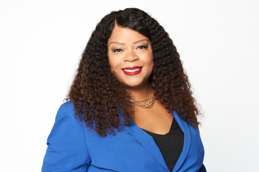Bree L. Frank, president and founder of Hue You Know.