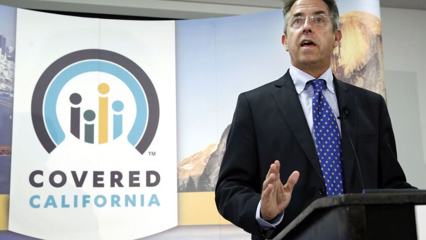 Covered California's health insurance premiums will rise 8 7% in