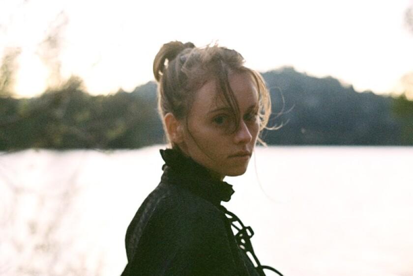 Helen Ballentine, who performs as Skullcrusher.