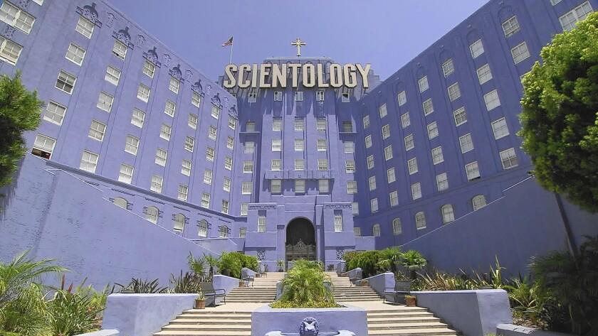 'Going Clear'