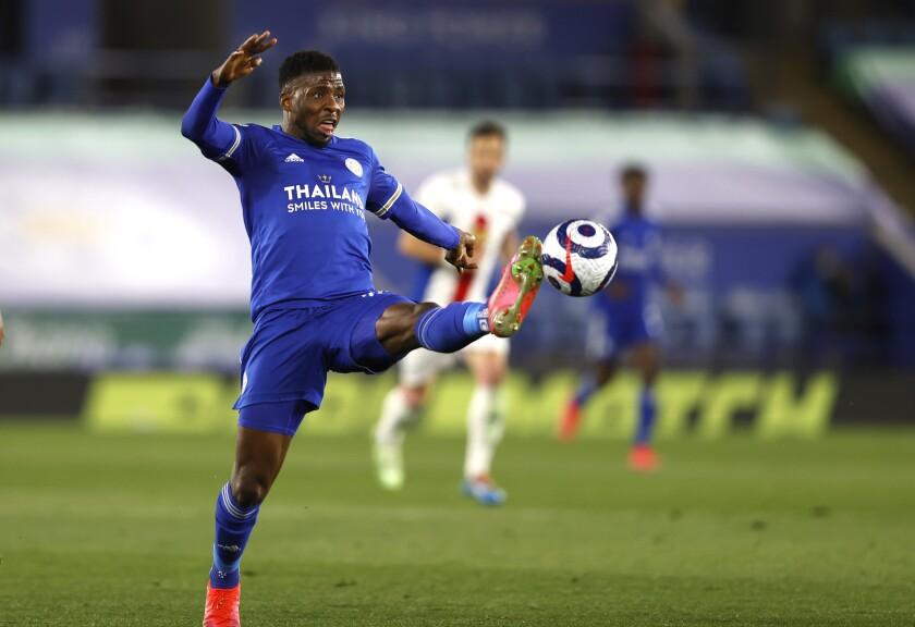 Kelechi Iheanacho de la Liga Premier inglesa