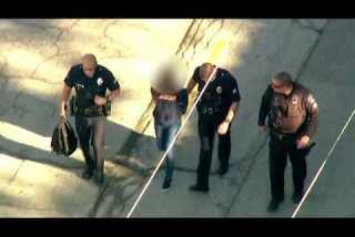 Two injured in Westlake school shooting; suspect in custody, police say